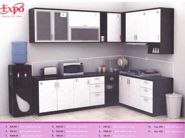 Charmant EXPO KITCHEN