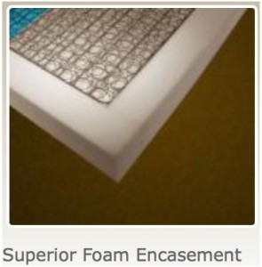 SUPERIOR FOAM ENCASEMENT