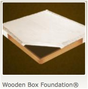 WOODEN BOX FOUNDATION